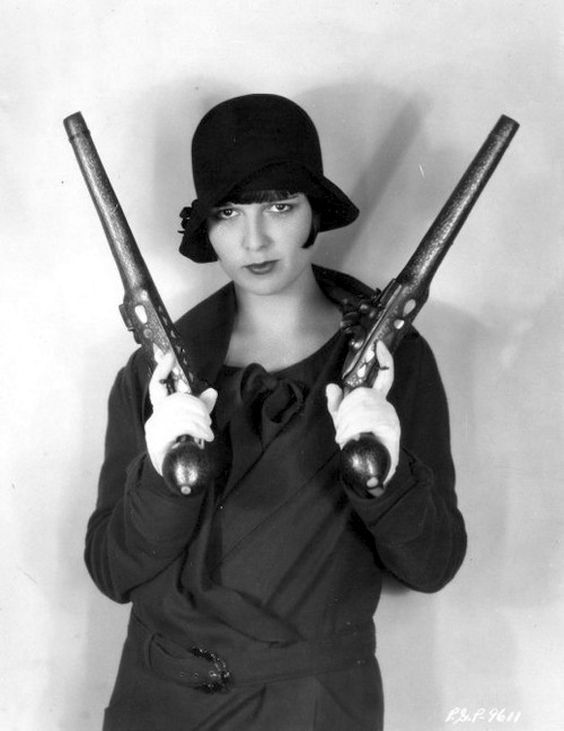 girl power, louise brooks