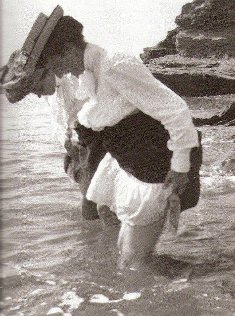 На старом пляже. 1