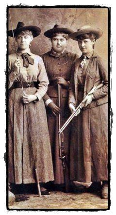Frontier women